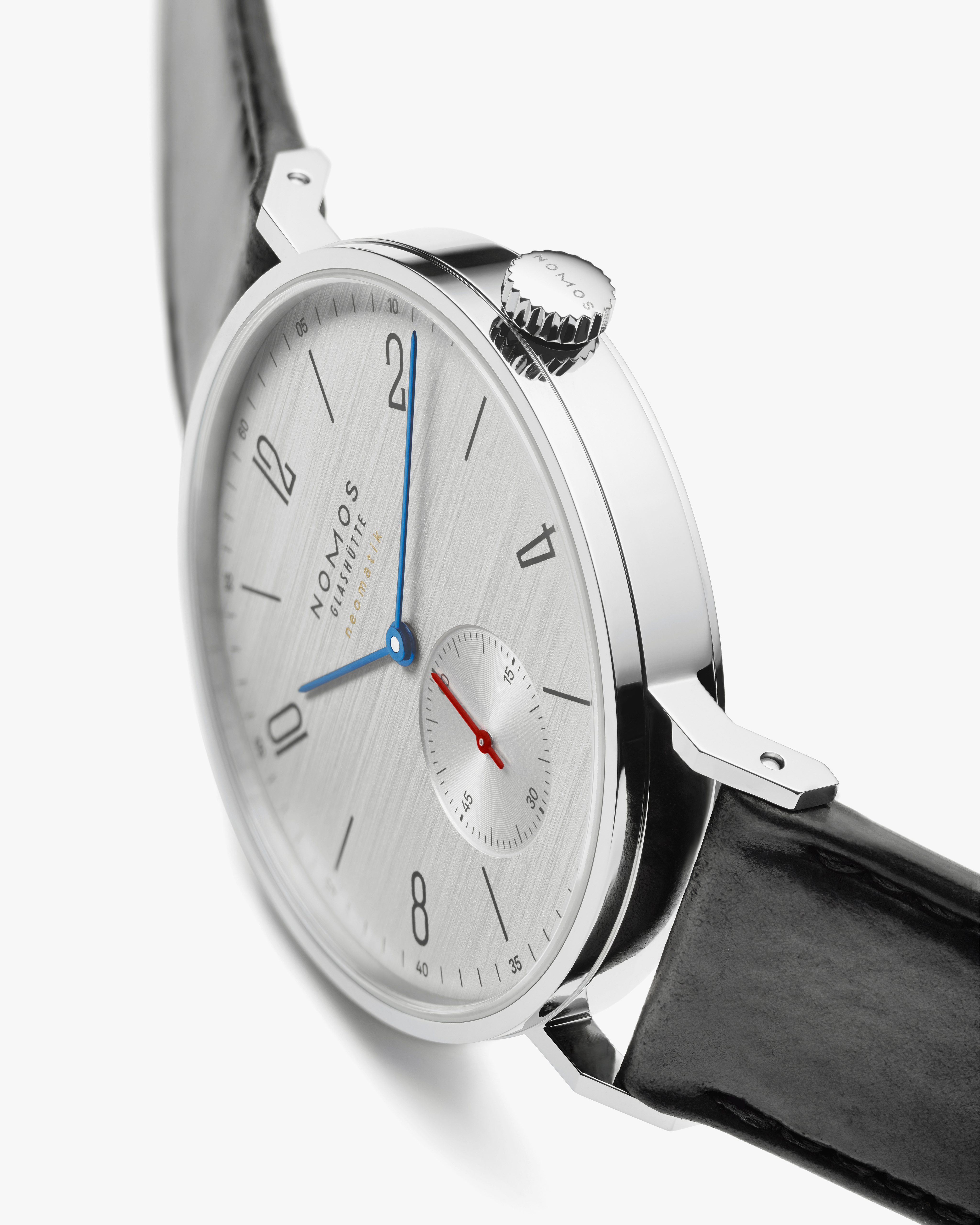 At Work — NOMOS Glashütte